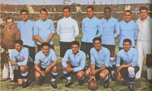 Uruguay National Team - 1930